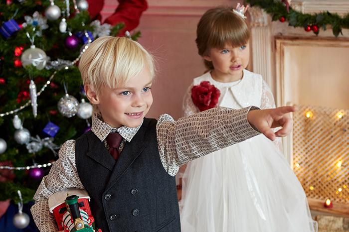 Как модно одеть ребенка на праздник одеть
