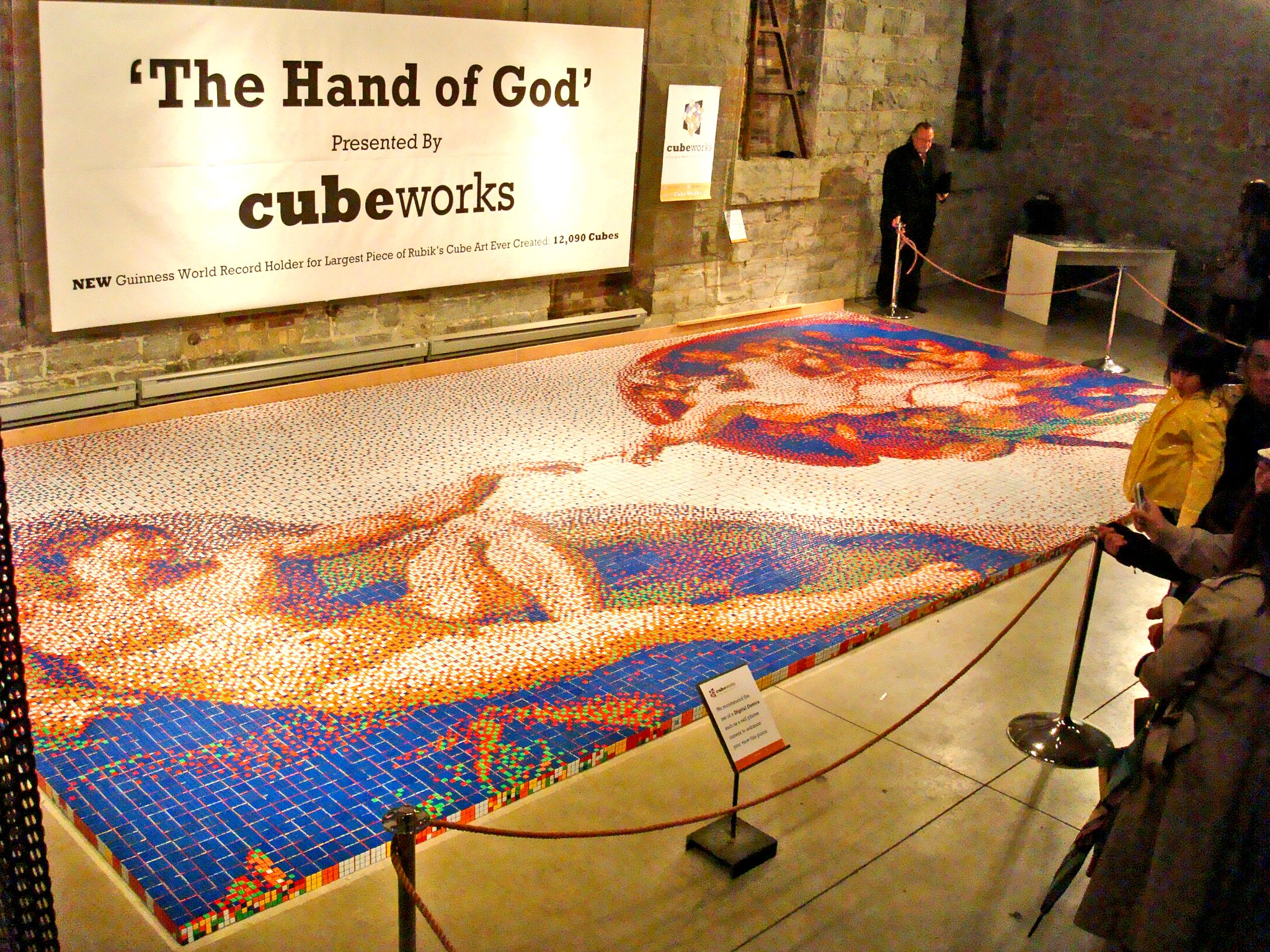 On May 30, an exhibition dedicated to the 40th anniversary of the Rubik's Cube opens.