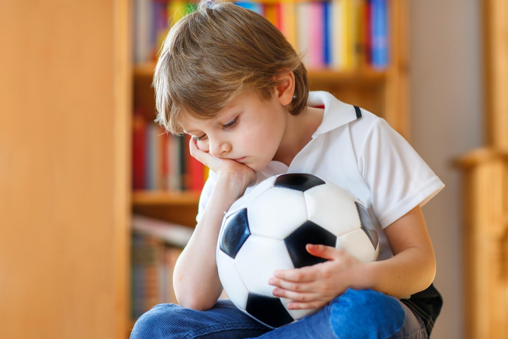 Учим ребенка правильно проигрывать: 7 советов
