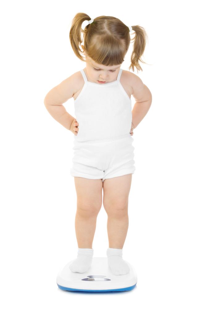 Los defectos nutricionales y la obesidad infantil