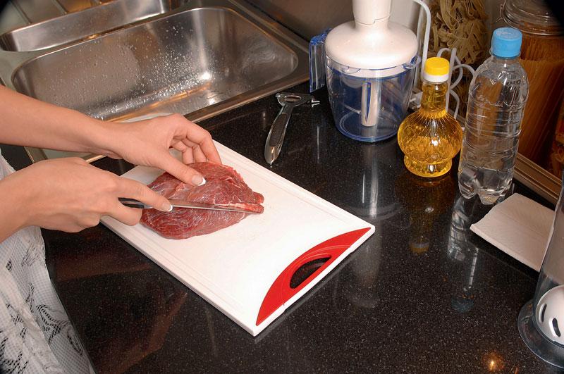 Мясное пюре для первого прикорма