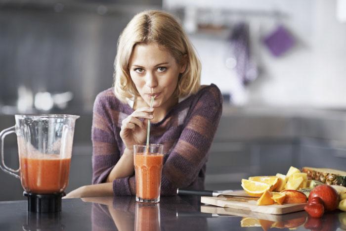 Пьем и худеем: 10 летних соков и миксов для снижения веса