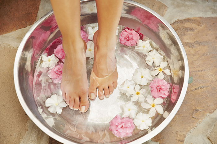 Is it possible to pedicure pregnant