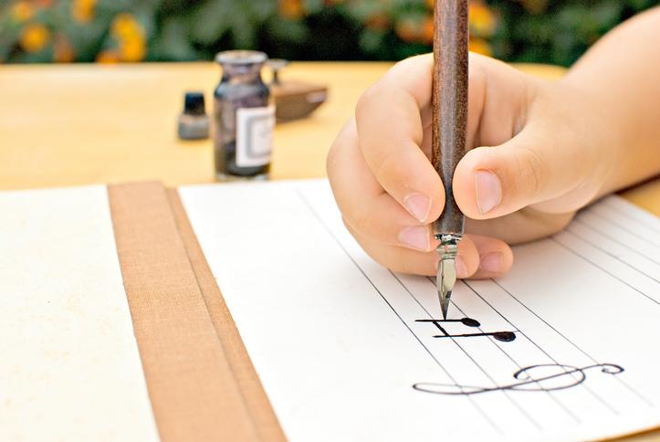 Курсы каллиграфии для детей
