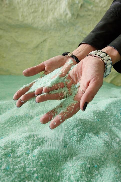 Вся правда о соляных пещерах