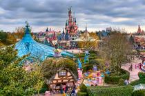 """Поездка в Disneyland Париж для читателей журнала """"Cчастливые родители"""""""