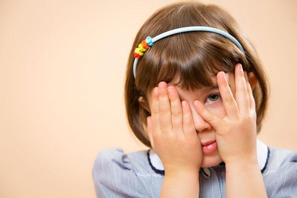 Children's eyes health