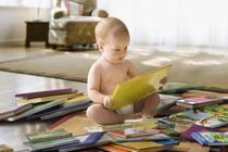Ребенок родился? Выбираем книги!
