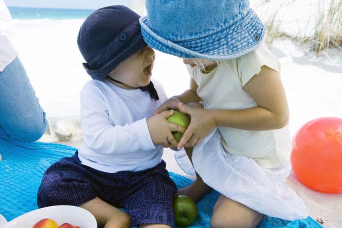 Tips for little greedy mom