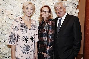 Екатерина Волкова, Екатерина Ставенкова (Wella Professionals), Майкл Шульц (Wella Professionals)