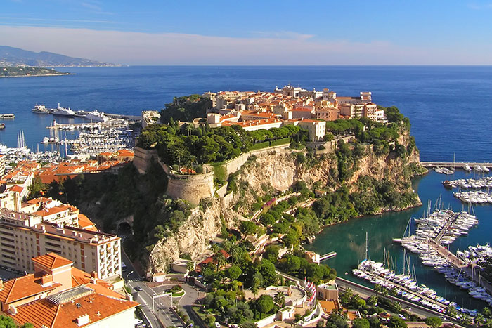 Journey to the Cote d'Azur: how to make a fairy tale come true