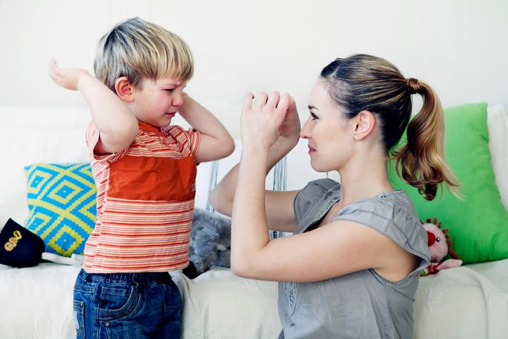 Aggression in a child