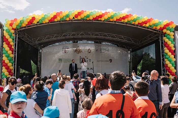 Московский  ежегодный  фестиваль здоровья и безопасности детей