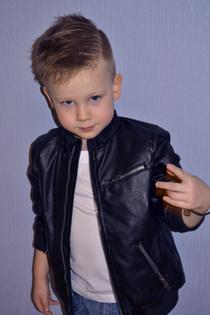 Маленький модник)