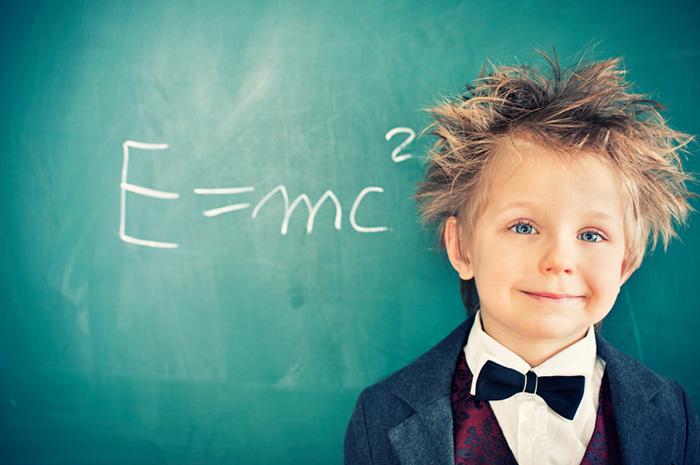 Физик или лирик: определите будущую профессию ребенка!