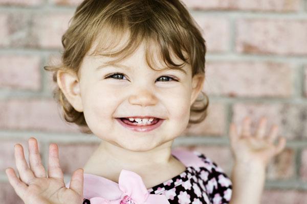 Детские зубы: Равняйсь, смирно!