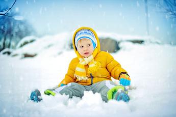 На скользкой дорожке: зимние травмы у детей