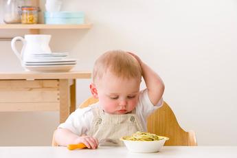 Травма детства - еда