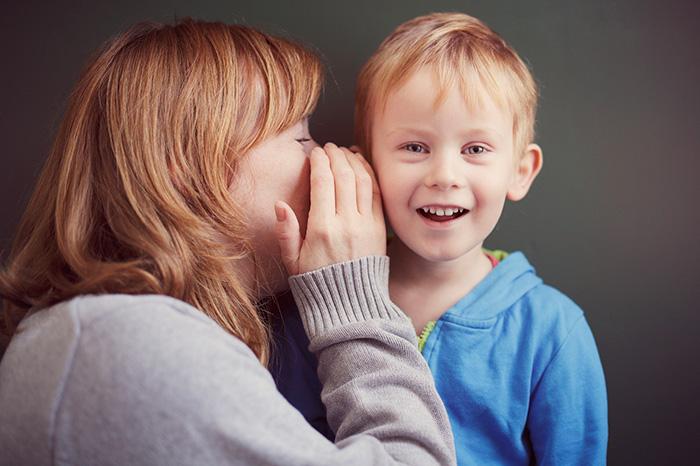 Тест: Как часто вы обманываете своего ребенка?