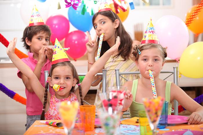 Where to celebrate the child's birthday