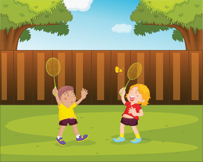 Child and sport