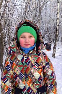 Прогулки в морозные деньки