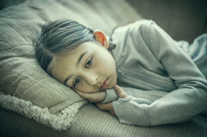 Ребенок после аппендицита