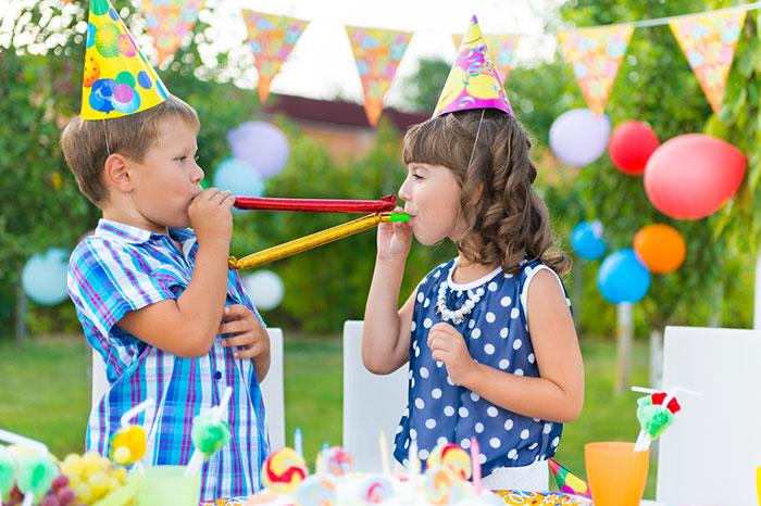 Фото с детских праздников идеи