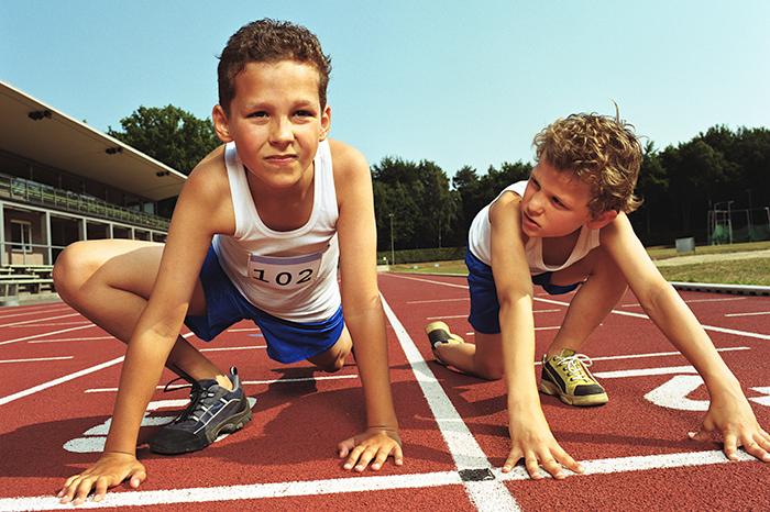 Три стиля развития ребенка: бегун, пешеход или прыгун