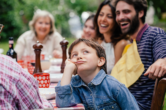 7 reasons to have dinner with the whole family