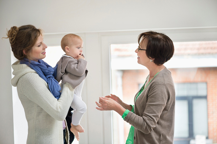 7 signs that the nanny is time to dismiss
