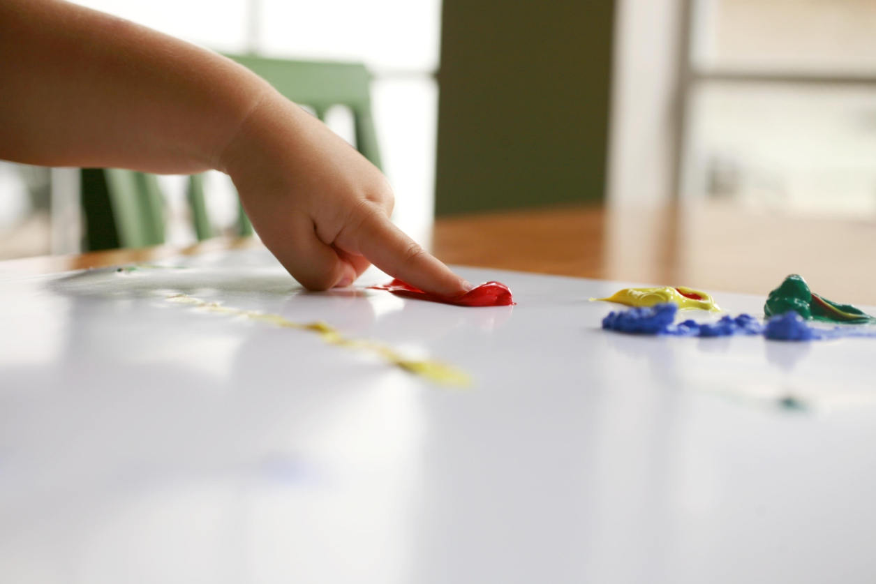 For the company: simple lessons on fine motor skills