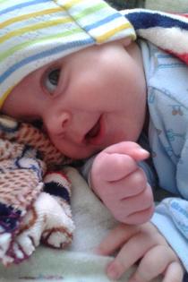 Хитрый малыш