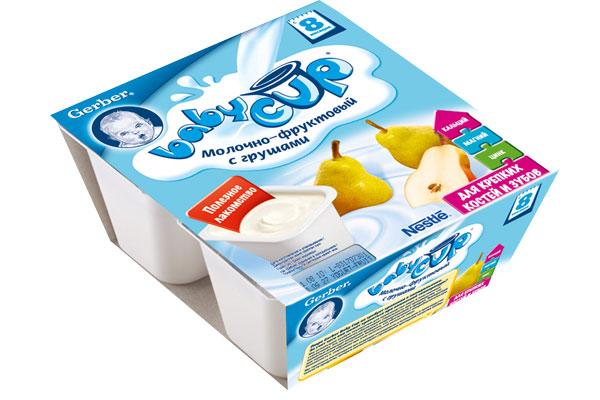Максимум пользы: молочные продукты