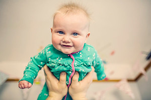 Фото №1 - Малыши месяца. Июль 2016