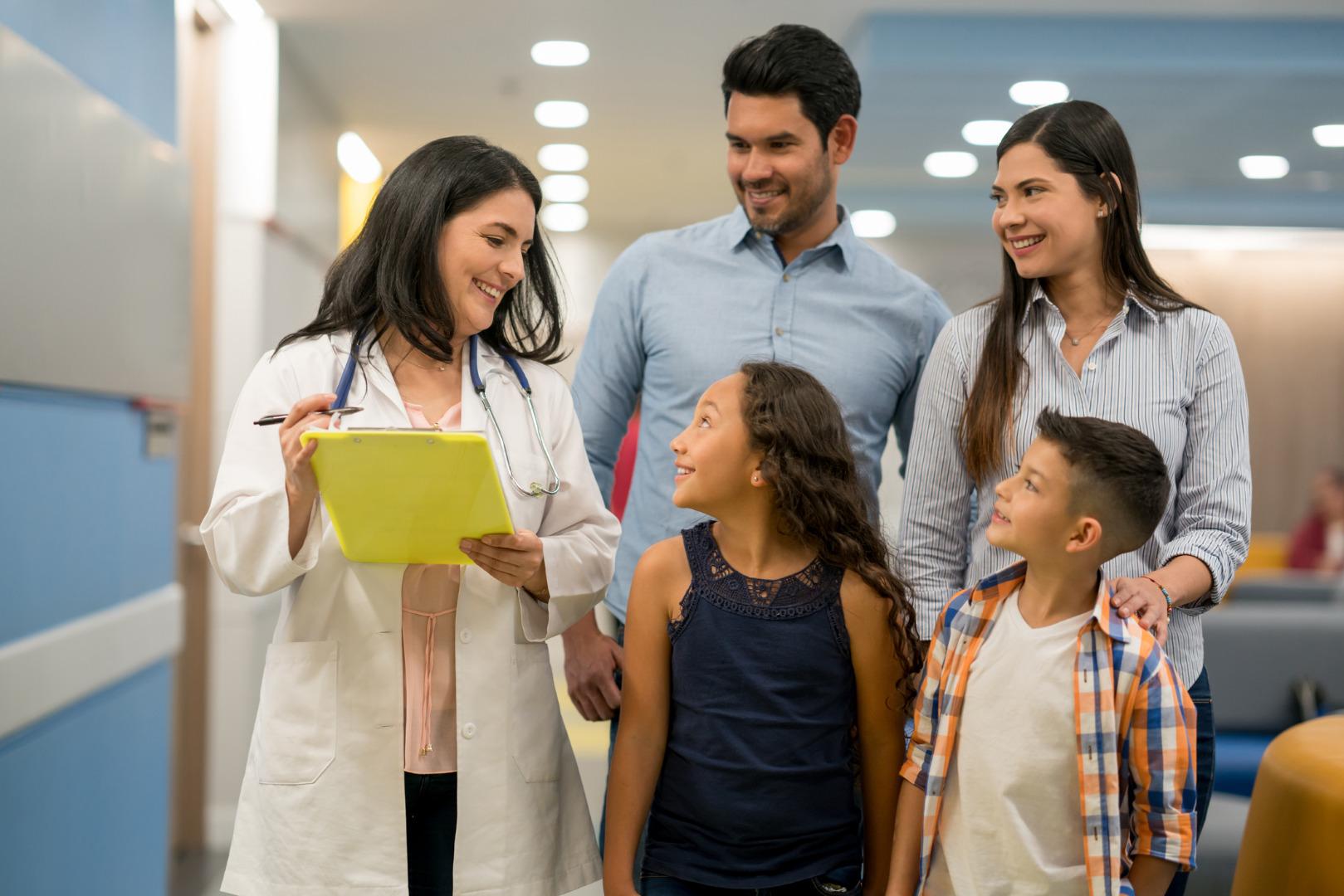 Семейный врач: круг обязанностей