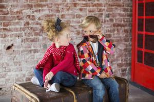 """Фото №1 - Кастинг """"Дети в моде"""". Февраль"""