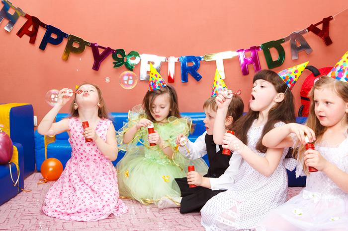 Как выбрать тему для детского торжества
