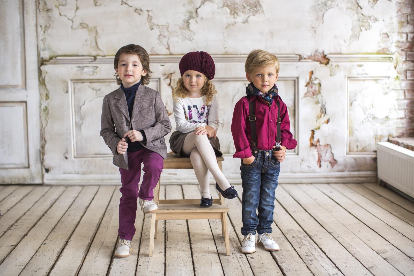 """Кастинг """"Дети в моде"""". Февраль"""