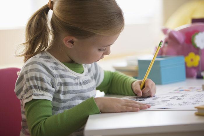 От каракуль к почерку: развитие навыков письма