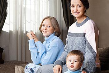 Ольга Кабо: «Рождение ребенка – это эликсир молодости для женщины»