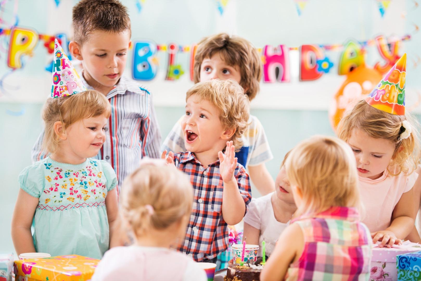 День рождения в детском саду: 6 важных правил