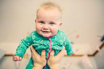 Фото №1 - Малыши месяца. Август 2016