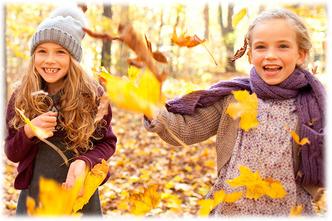 Фото №1 - Осенний листопад