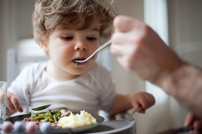 Застольные стереотипы: правильное пищевое поведение с пеленок