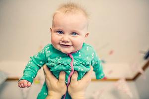 Фото №2 - Малыши месяца. Июнь 2016