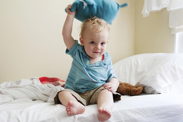 Развитие ребенка с года до двух: от попыток к успехам