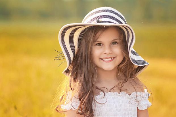 Фото №1 - Дети в моде. Август