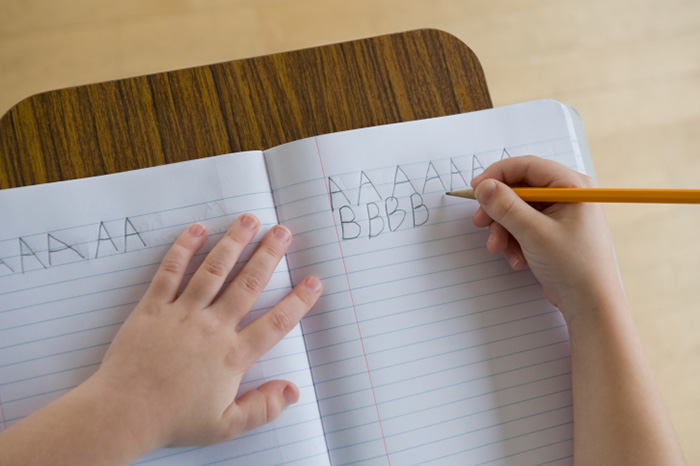 Готовим руку к письму