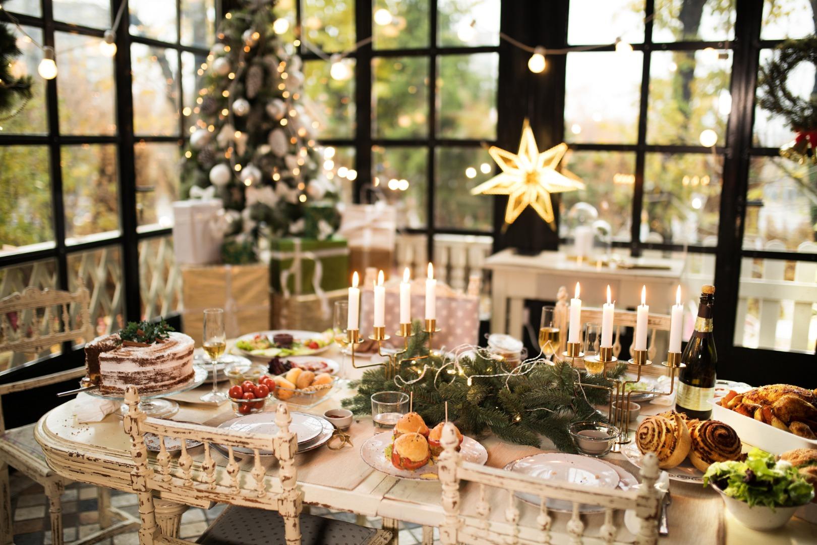 3 оригинальных рецепта для новогоднего стола